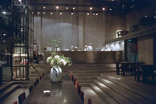 shintori restaurant - shanghai | SamyRoad